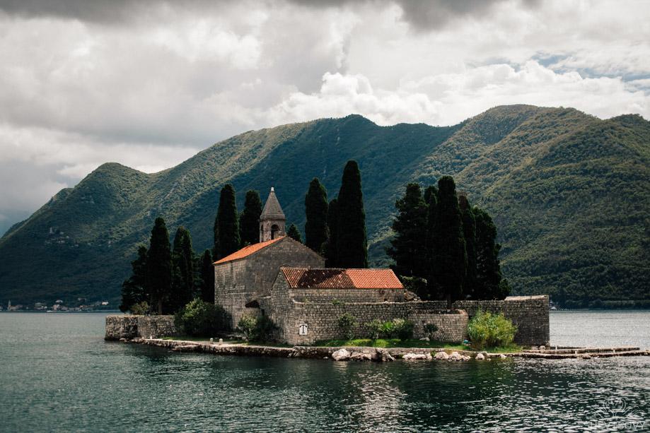 фотосессия в Пераст, Черногория