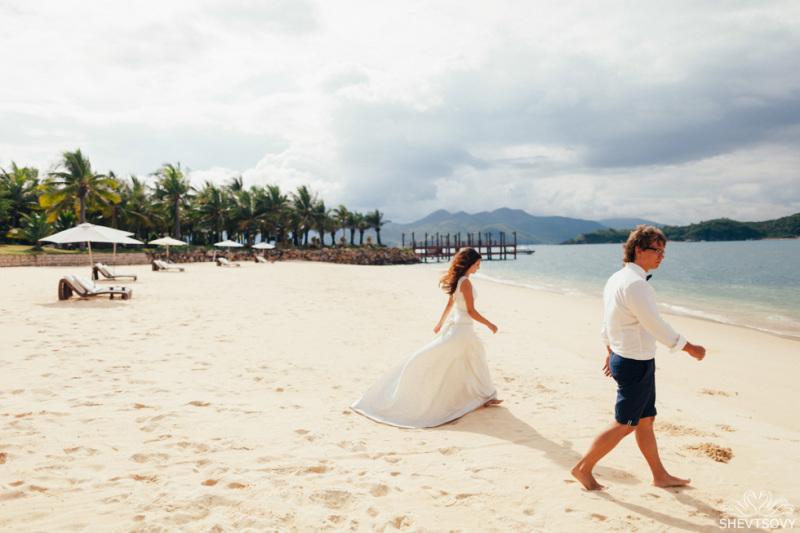 Luxury seychelles wedding