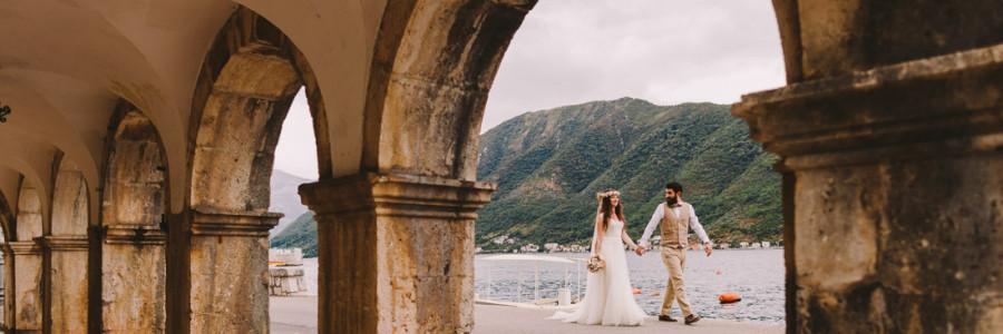 свадьба в перасте которе