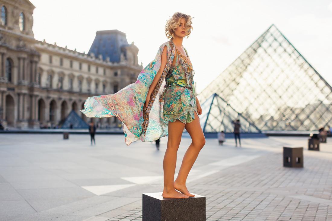 fashion фотограф в париже
