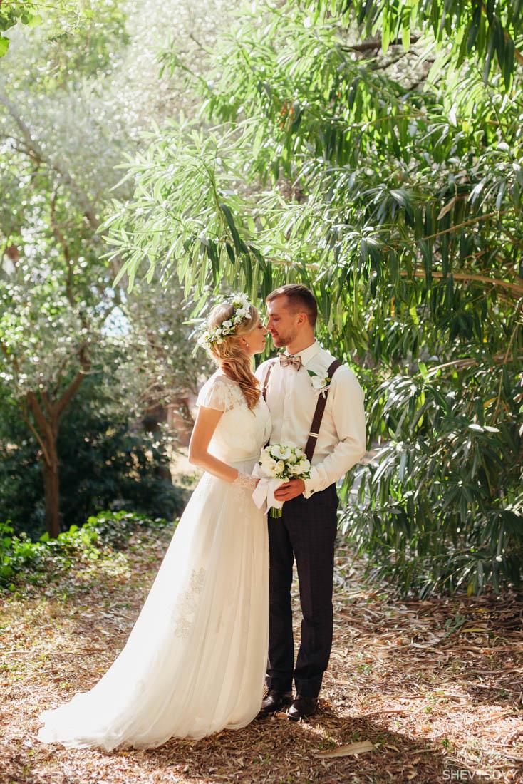 Свадебная фотосессия Милочер Святой Стефан