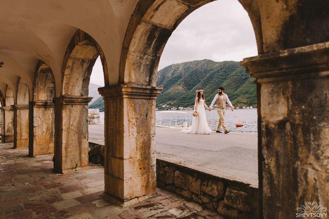 свадьба в перасте черногория