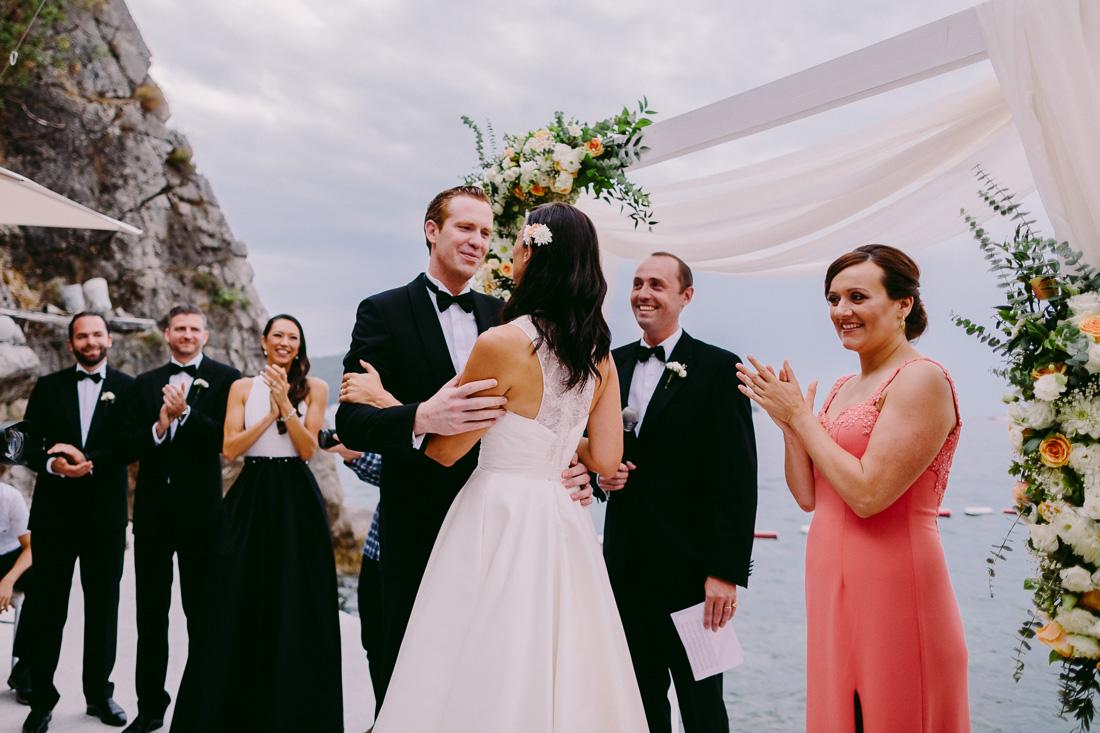 свадьба в Будве Дукли
