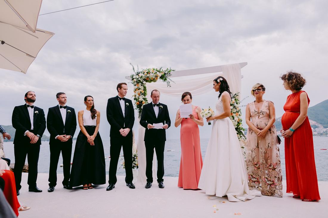 свадьба в будве dukley gardens