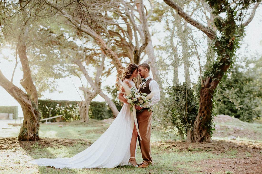свадьба в Черногории вилла МИлочер