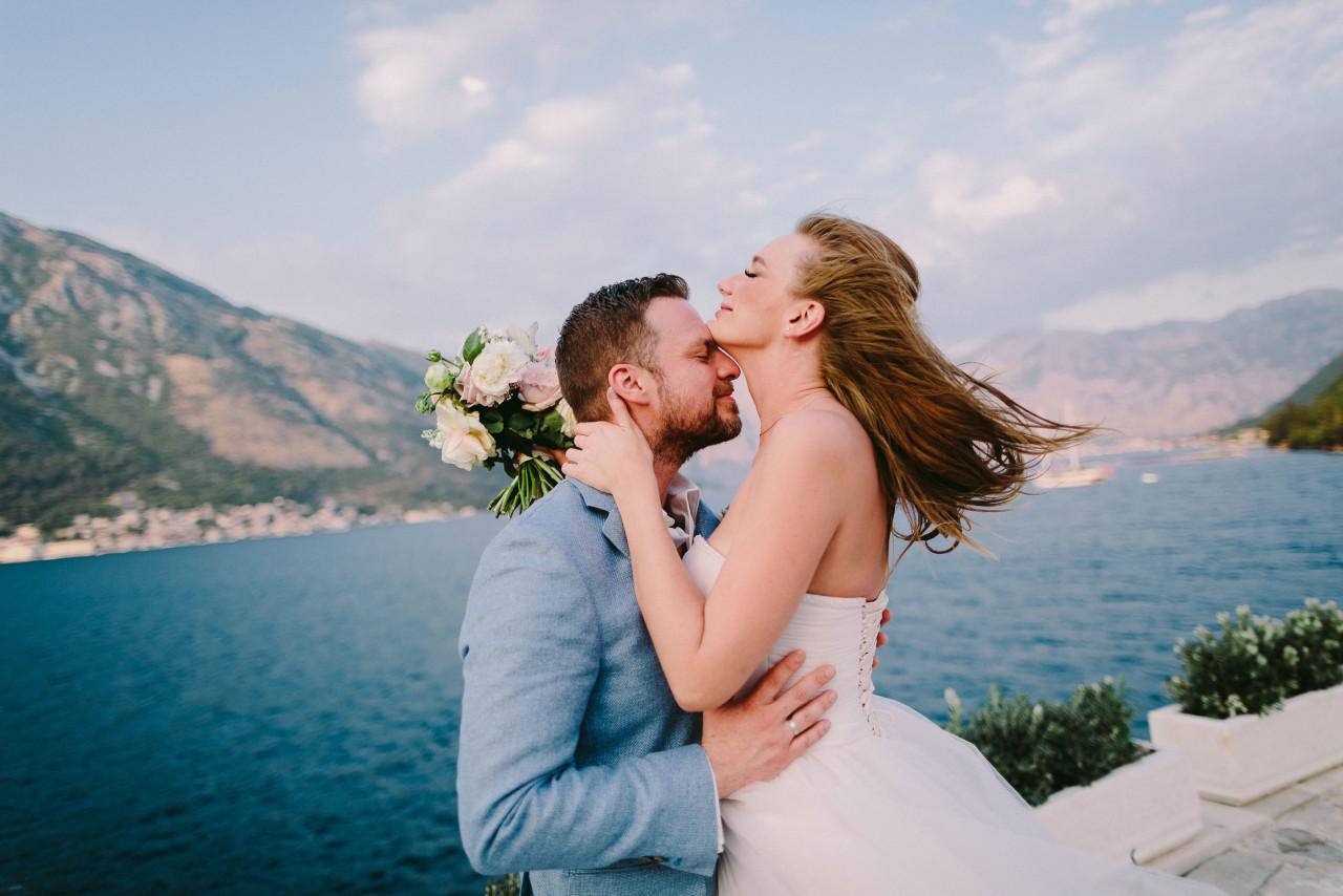 Свадьба в Которе
