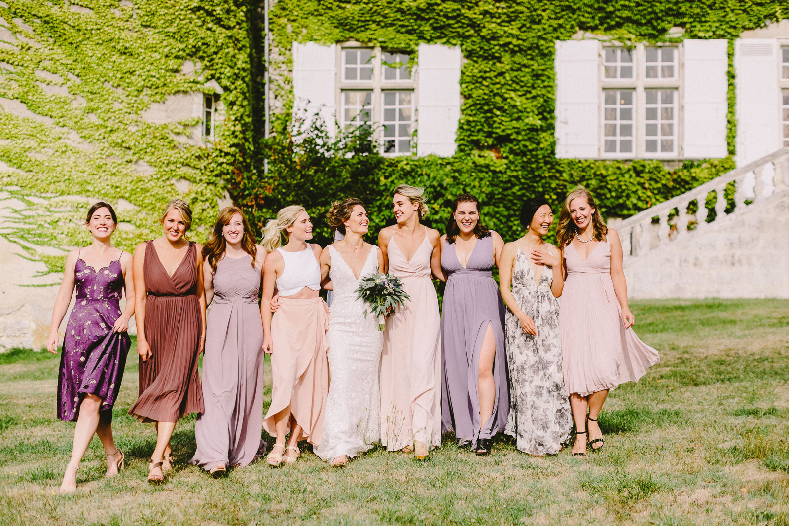 Свадьба в Бордо Chateau de La Cote