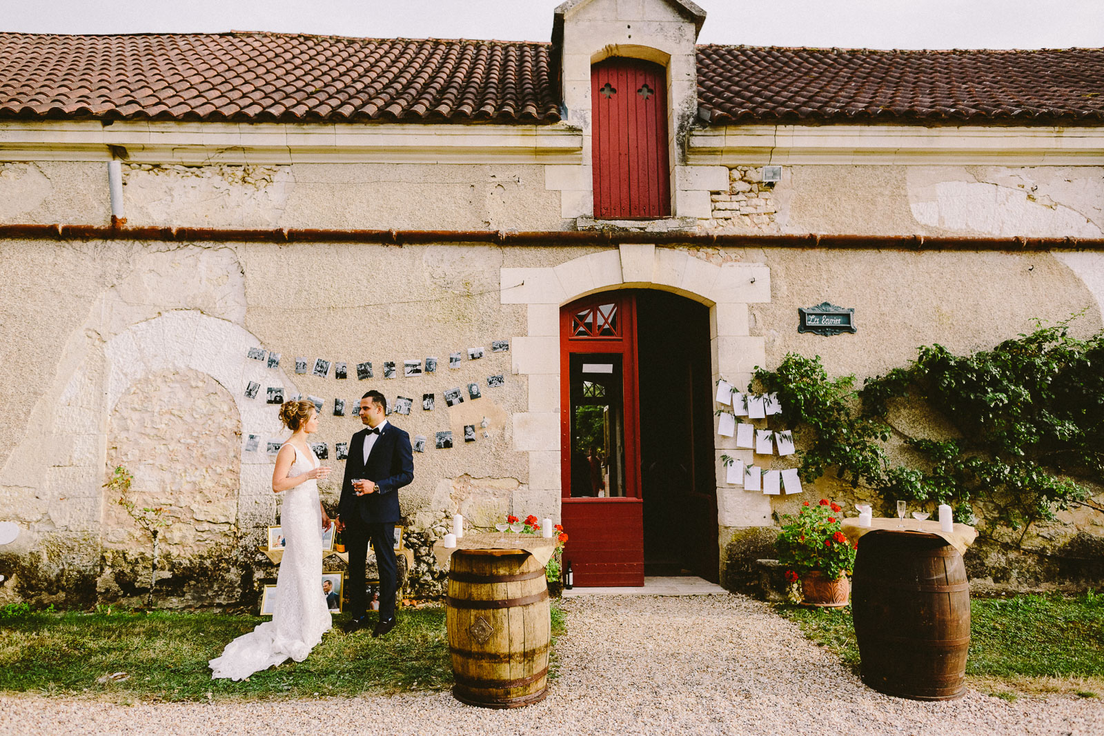 bordeaux wedding chateau de la cote