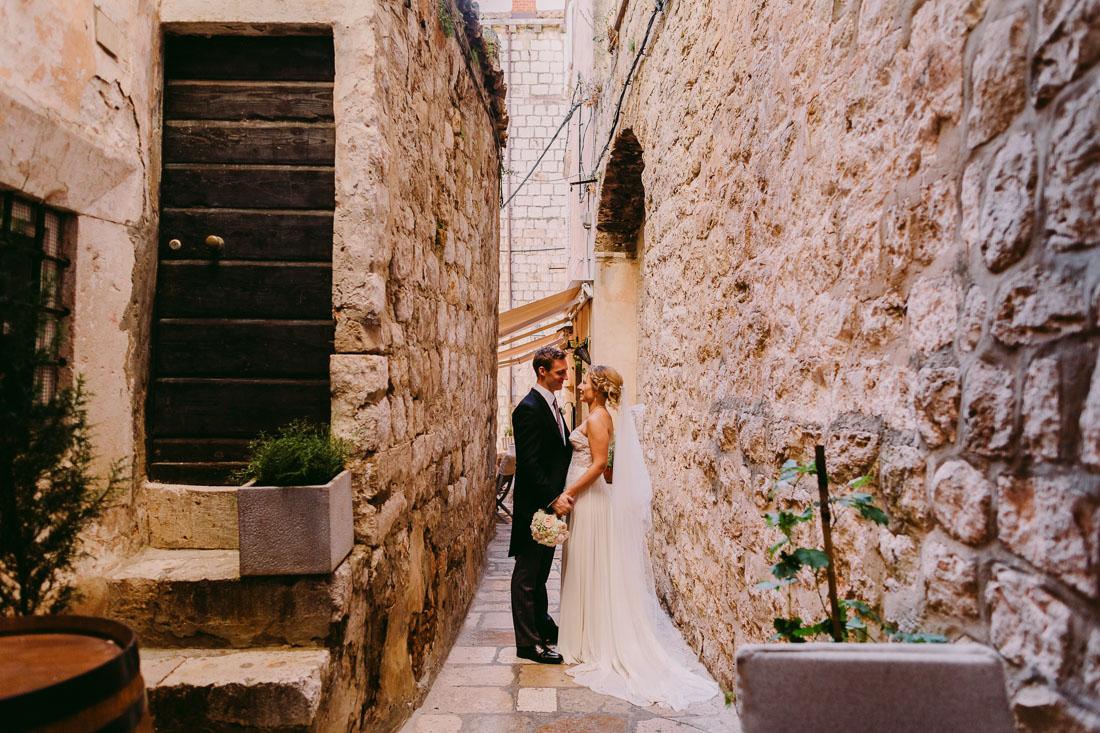 Свадьба в Дубровнике Хорватия