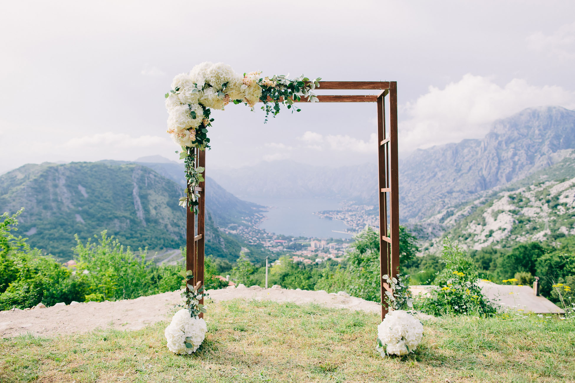 Lovcen wedding in Montenegro