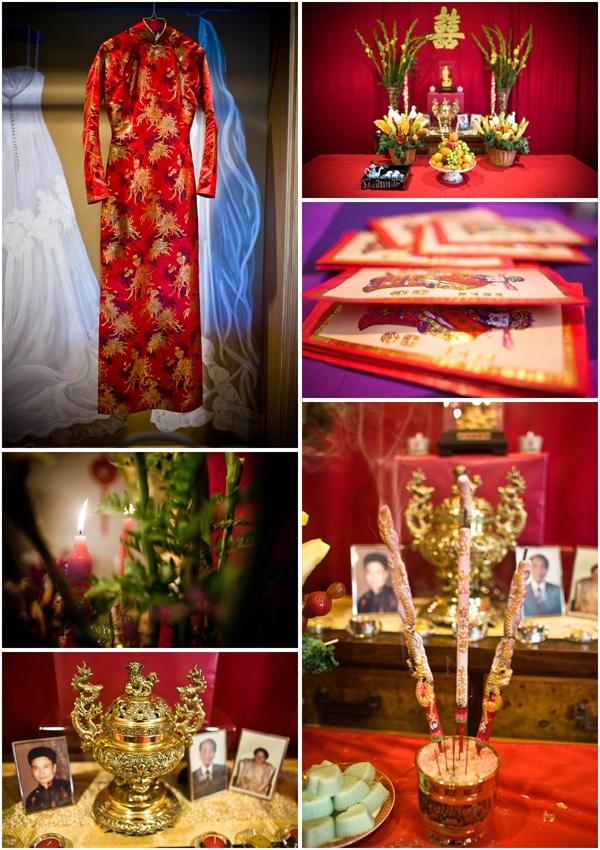 Традиционные свадебные элементы